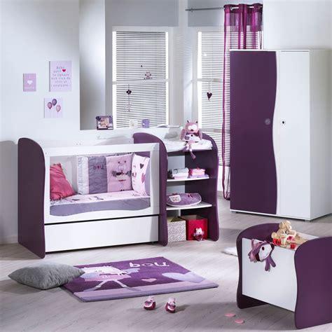 chambre evolutive sauthon lit chambre transformable 120x60 pop violette 30 sur