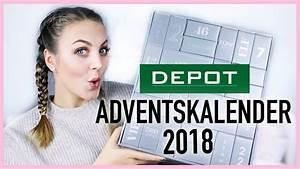 Adventskalender Tüten Depot : depot adventskalender 2018 unboxing deutsch youtube ~ Watch28wear.com Haus und Dekorationen