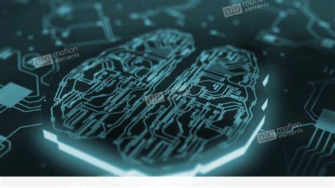 Digital Brain Wallpaper by Digital Brain Artificial Intelligence Network Connection