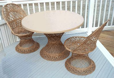 wicker tables wicker table tops fiberglass table tops