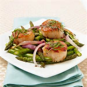 Scallops Recipes Easy Healthy Dinner