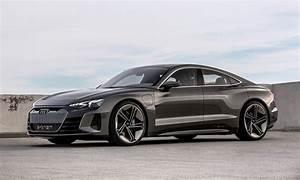 Audi E Tron Gt : e tron gt concept is a new all electric model from audi ~ Medecine-chirurgie-esthetiques.com Avis de Voitures