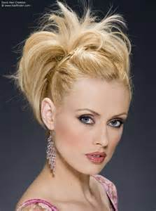 Hairstyles Neck Length Hair