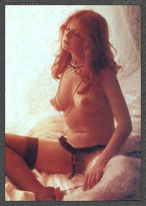 Cassandra Peterson Nude Pics Page
