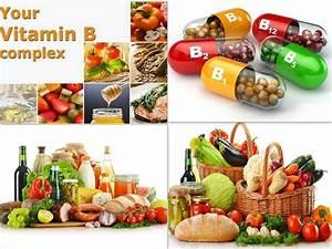 Vitamin B Complex To Recover Alcoholism