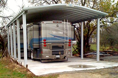 Rv Carport by Rv Storage Garages By Steelmaster Buildings
