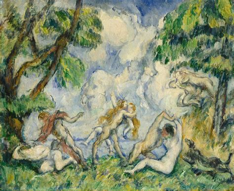 Paul Cezanne Best Paintings Top Impressionist Paintings By Paul C 233 Zanne