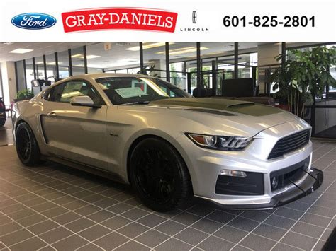 2017 Ford Mustang Roush P-51 727hp