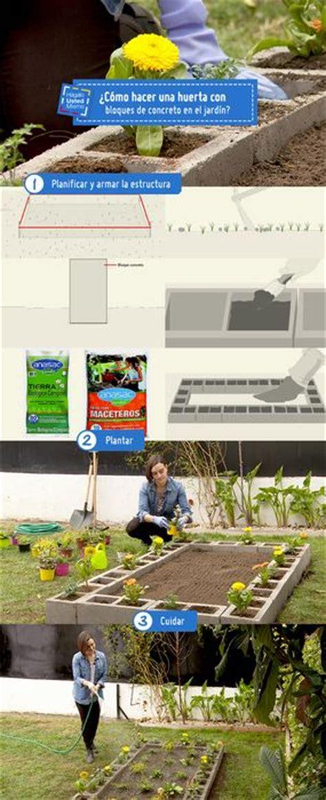 17 Mejores Ideas Sobre Jardín De Concreto En Pinterest