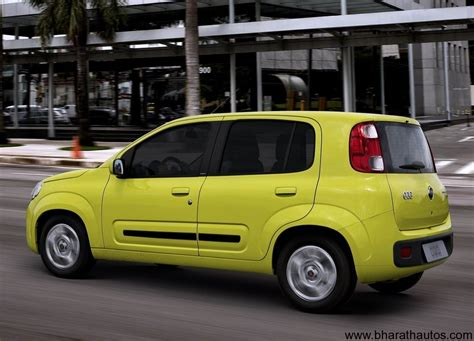 fiat india  launch small car  india