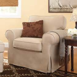 better homes and gardens slip cover chair multiple colors
