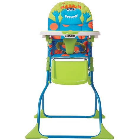 cosco simple fold deluxe high chair syd high chairs