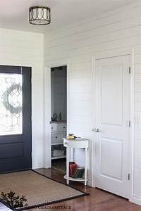 Planked, Walls, In, The, Entry