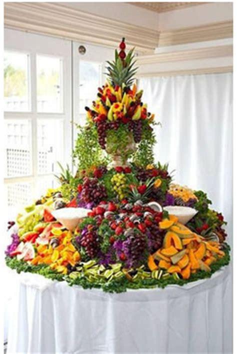 Salad Decoration by Mon Mariage Exotique D 233 Coration De Mariage