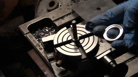 harbor freight 4 rotary table harbor freight rotary table cling modification youtube