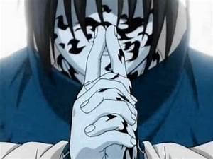 Sasuke's Curse Mark - YouTube