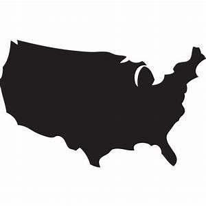 USA Map Wooden Shape Baltic Birch Woodauthenticmonogram com