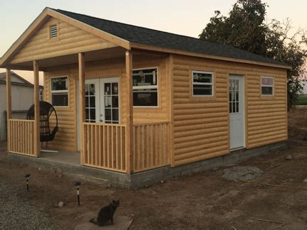 bakersfield storage sheds garage construction california tuff shed