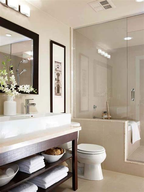 Bathtub Decorating Ideas - absolutely stunning walk in showers for small baths