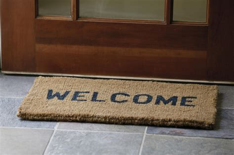 Welcome Mat by Welcome Dr Roger D Butner Lmft For Your Family