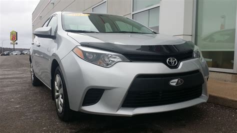 Toyota Amherst by Used 2014 Toyota Corolla Le Automatic In Amherst Used