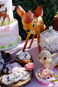 Kara, U0026, 39, S, Party, Ideas, Bambi, Inspired, Woodland, Birthday, Party
