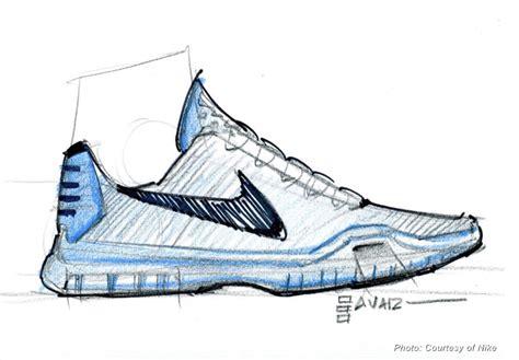 design a shoe nike shoe designer eric avar talks craft tim newcomb