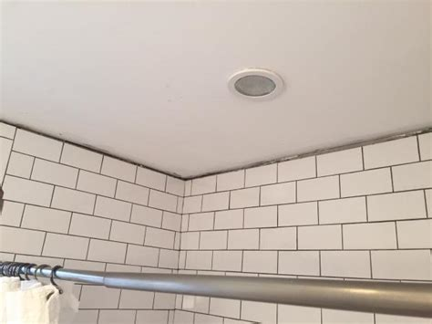 how to fix gap between ceiling and kitchen crown molding gap between tile and ceiling how best to fill