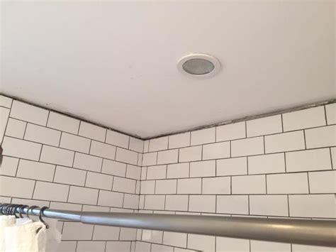 gap  tile  ceiling    fill