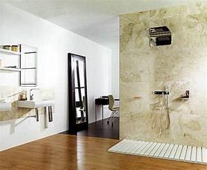 Bodenbelag Für Dusche : travertin platten fliesen marmor bodenbelag ~ Michelbontemps.com Haus und Dekorationen