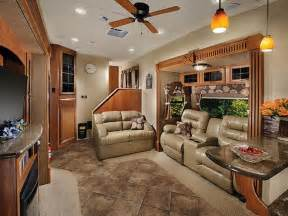 5th Wheel Cers With Front Living Rooms by Living Room Applying Front Living Room Fifth Wheel Models