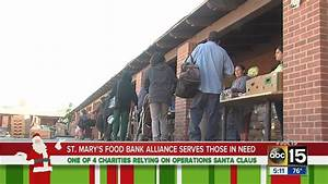 St. Mary's Food Bank mobile pantry helps those in need ...
