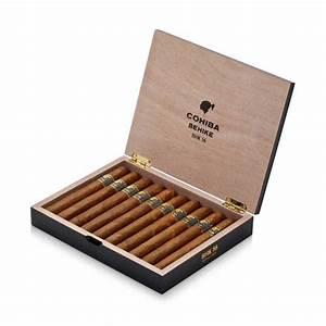 Cohiba Behike BHK 56 / Box of 10 Cuban Cigars from Cigars ...