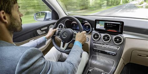 Mercedes Interior 2019 by 2019 Mercedes Glc Interior Spied Update Photos