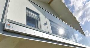 Terrassenüberdachung Alu Mit Montage : balkongel nder glas gel nder pure mit glasf llung und ~ Articles-book.com Haus und Dekorationen