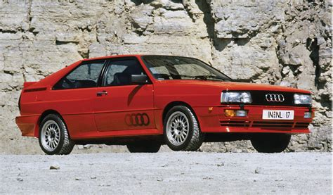 Audi Quattro by Audi Quattro 1989 Cartype