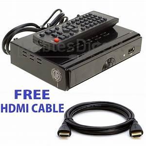 Hdtv Digital Antenna Box Recording Hdmi Output 1080