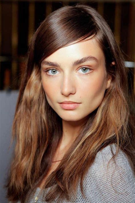 maquillage naturel  printanier en  idees