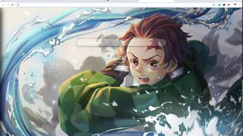 kimetsu  yaiba anime wallpaper collection chrome theme