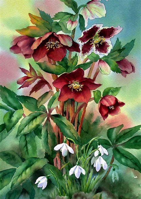 Ann Mortimer Watercolor Paintings