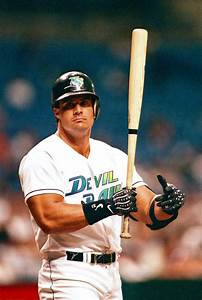 Jose Canseco - Tampa Bay Devil Rays | Baseball | Pinterest ...