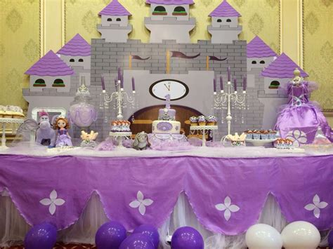 princess sofia birthday ideas photo 1 of 36 catch my