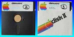 5 Inch Floppy Disks From Apple II For Converting To