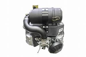 22hp Kawasaki Vert Engine 1 U0026quot Dx3 32 U0026quot L Twin Cylinder 15amp