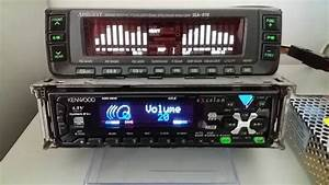 Kenwood Excelon Kdc-x915 Mask  U0026 Clarion 920eq