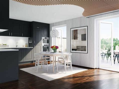 island for kitchens two different color kitchen cabinets different colors of