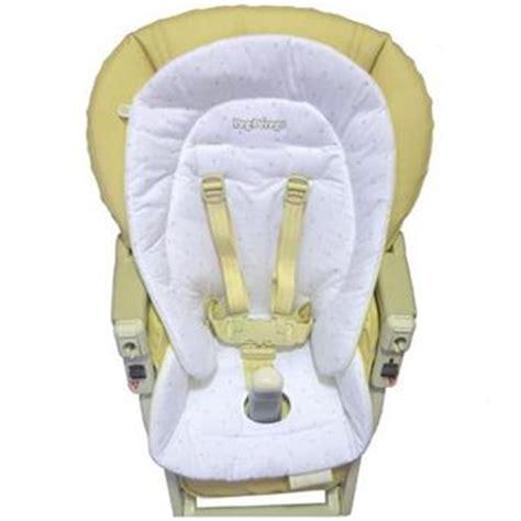 coussin chaise haute chicco peg perego coussin pour chaise haute chaises hautes et