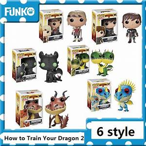 Free shipping Funko Pop How to Train Your Dragon 2 movies ...