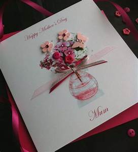 Luxury Mother's Day Cards - Handmade Mother's Day ...
