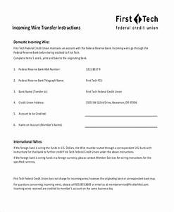 Free 12  Sample Wire Transfer Forms In Pdf